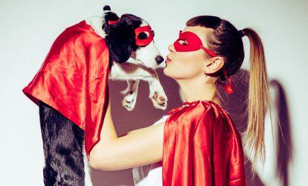 11 Ingenious Dog & Owner Halloween Costume Ideas